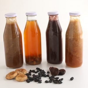 Soaked Dried Fruit Drink