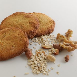 Gluten-Free Ma'amool and Biscuits