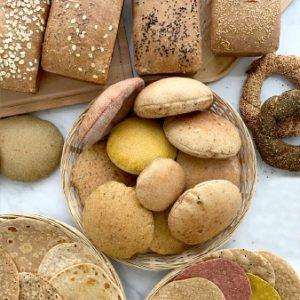 منتجات الخبز